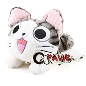 peluche kawaii - peluche chi's Sweet Home - plush chi 50 cm yeux ouvert