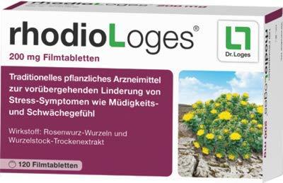 Rhodiologes 200 mg 120 Filmtabletten -