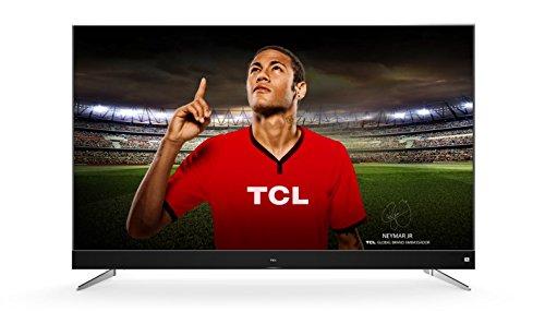 Foto TCL U55C7026 UHD Smart TV da 55'' Titanio, Android, HDR Pro, Soundbar JBL...