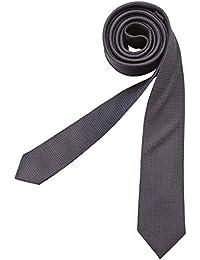 Seidensticker Herren Krawatte Schmal (5cm) mit