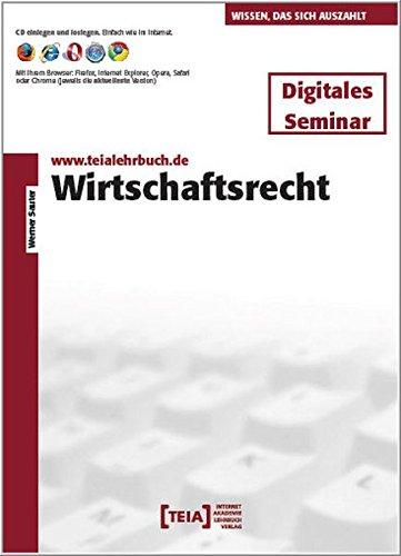 Wirtschaftsrecht, CD-ROMLernprogramm
