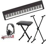 Yamaha p-45 set iI-piano avec trépied, 1 banquette et écouteurs