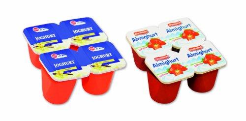 Tanner 0510.3 - Joghurt Set aus Holz (Doppelpack) mit abnehmbarem Deckel Preisvergleich