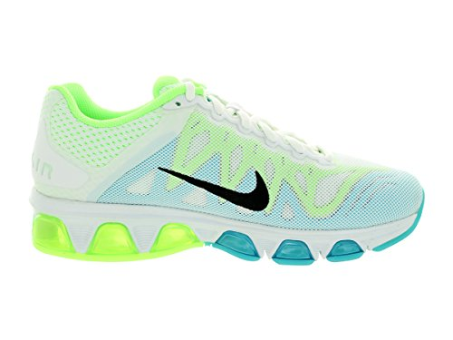 Wmns Air Max Tailwind 7, bianco / nero-CLEARWATER-FLASH LIME White/Black/Clearwater/Flsh Lm