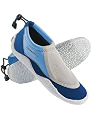 Camaro Air-mesh zapatos Coral Sea Zapatillas Azul azul Talla:42/43
