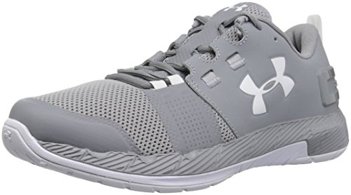 Under Armour Herren UA Commit TR X NM Fitnessschuhe, Grau (Steel/White), 45 EU