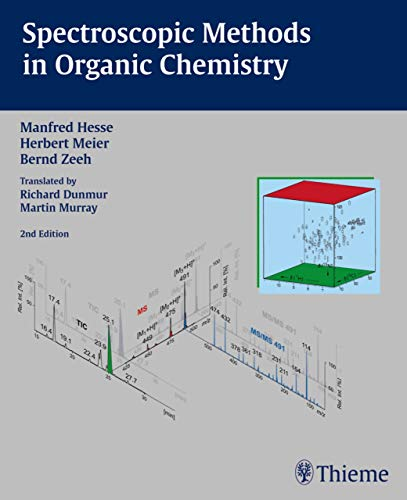 Spectroscopic Methods in Organic Chemistry, 2nd Edition 2007 (Foundations series) (English Edition)