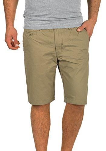 Chino Shorts kurze Hose, Größe:M;Farbe:Lead Gray (70036) ()