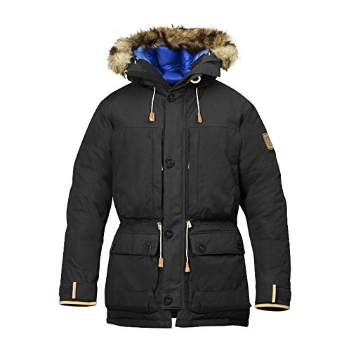 Expedition Parka (Fjällräven Expedition Down Parka No.1 dark grey)
