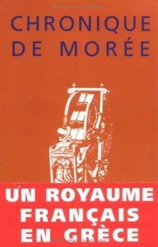 Chronique De Moree [Pdf/ePub] eBook