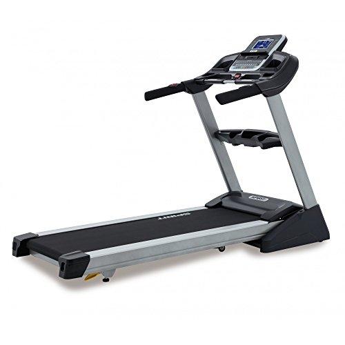 Spirit 3,5 PS Profi Laufband XT 385 klappbarer Cardio Heimtrainer Fitnessgerät