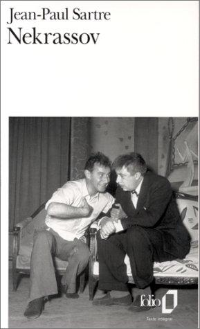 Nekrassov (Folio) par Sartre