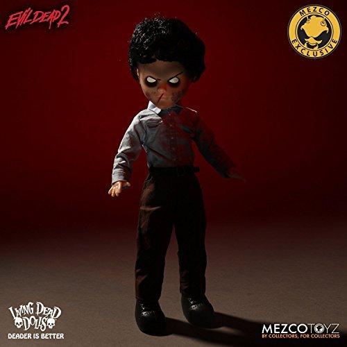 Evil Dead 240.568,5cm Living Dead Dolls Presents Ash Zombie Variant Figure