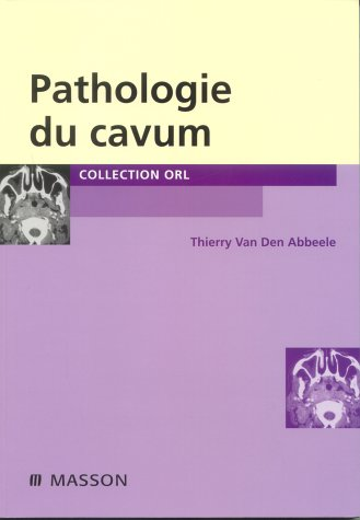 Pathologies du cavum