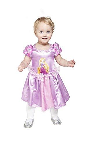 amscan DCPRRAPG03 Disney Kinderkostüm Prinzessin Rapunzel, 62-68 cm