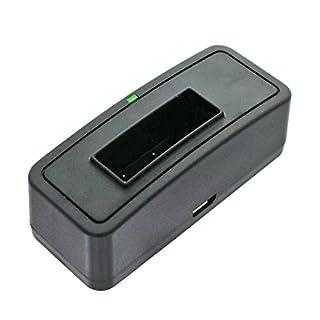 AccuCell Neu NP-BX1 Akku Ladegerät mit Micro USB Anschluss passend für u.a. DSC-HX50V, DSC-HX60, DSC-HX60V, DSC-HX80
