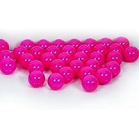 Bolas para piscina de bolas de Koenig-Tom, organizadas por colores, 15 colores