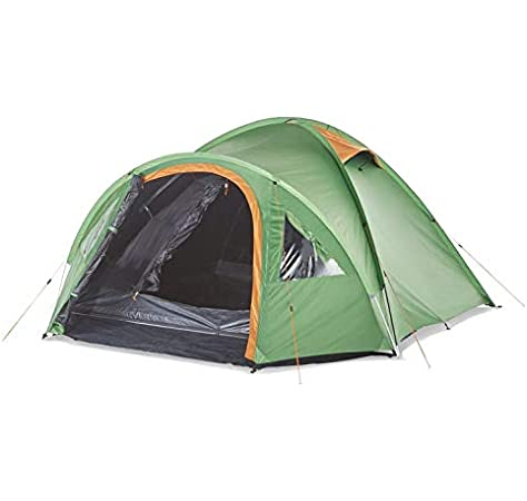 Crivit Sports Igloo Double Roof Tent Camping Tent 4 Person