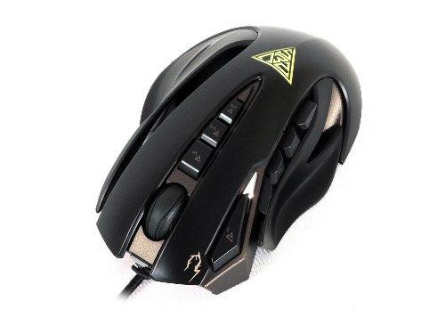 GAMDIAS Zeus E-Sport Edition - Ratón láser para videojuevos