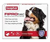 Fiprotec Spot On Solution for Extra Large Dogs (3 Treatments)