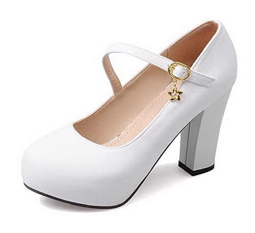 allhqfashion-womens-high-heels-soft-material-solid-buckle-closed-round-toe-pumps-shoes-white-42