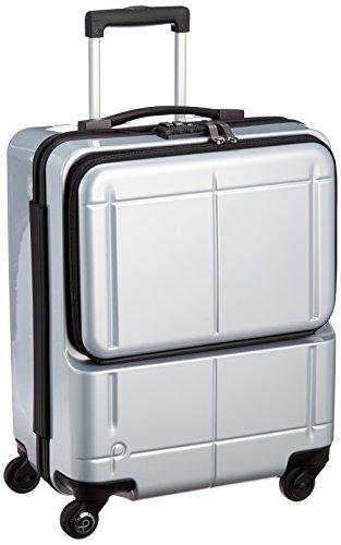 [プロテカ] Proteca 日本製スーツケース マックスパスH2 40L 機内持込可 3年保証 02651 11 (シルバー)