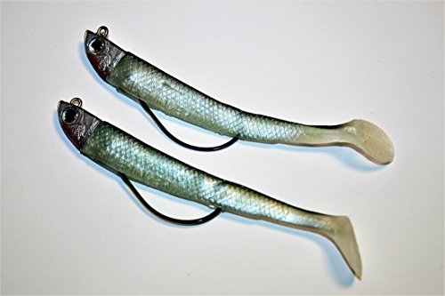 Sidewinder Super Weedless Minnows - 4.5 - 12 G,...