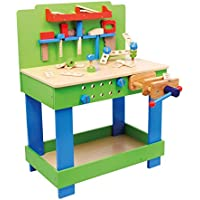 "Legler ""Federico"" Workbench Preschool Learning Toys"