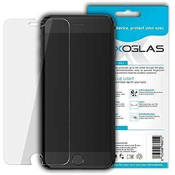 Flexoglas per Iphone 6 / 6s 4.7 Protezione Schermo Antiurto Antigraffio Durezza 9H Flessibile Protettiva Resistente Come Vetro Temperato Proteggi Display Filtro Anti Luce Blu Protettivo Pellicola