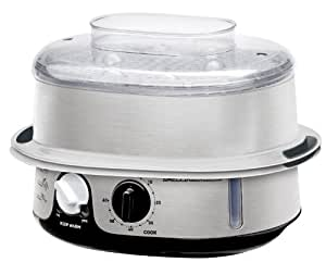 Seb VC101700 Simply Invents Cuiseur Vapeur Bol en inox