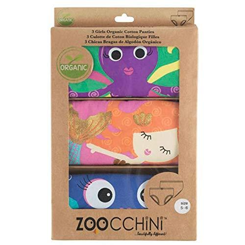 Zoocchini Caribe Set de 3bragas para niña 5-6años