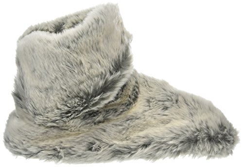 Lazy Dogz Holly, Chaussons femme Gris (Gris)