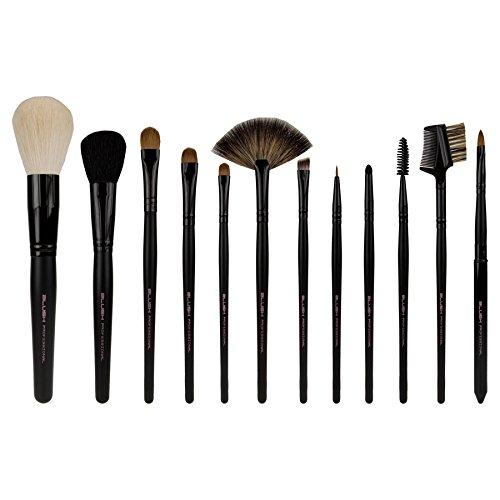 Blush Professional - Set de Maquillage avec Brosse - 12 pièces