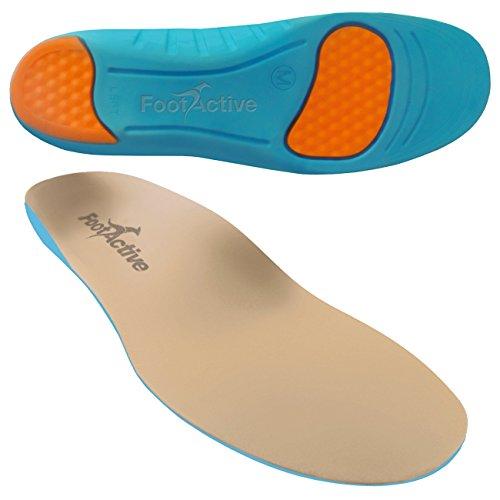 FootActive SENSI - Per piedi delicati, Diabete, Artrite e spina calcaneare (36 - 38 XS)