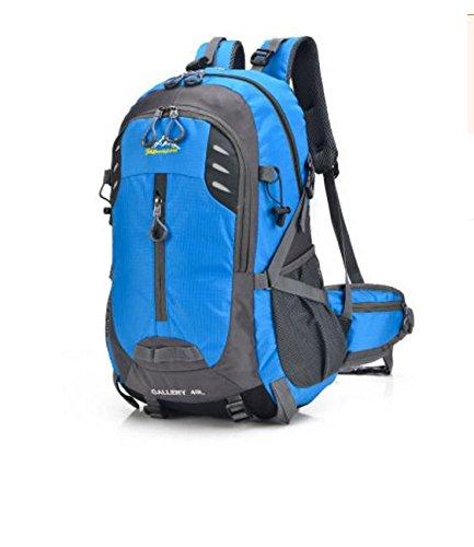 HCLHWYDHCLHWYD-rampicanti esterni della spalla borsa uomini e donne borsa da viaggio zaino trekking sacchetto di grande capacità , 6 3