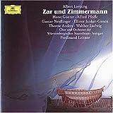 Lortzing: Zar und Zimmermann (Gesamtaufnahme) (Aufnahme Stuttgart 1952)