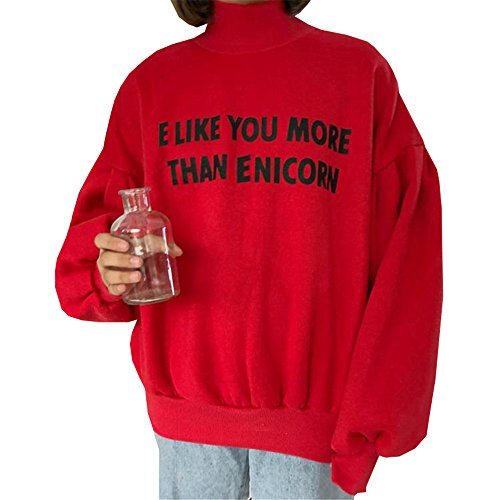 COCO clothing - Pull de sport - Cache-cœur - Manches Longues - Femme Rouge
