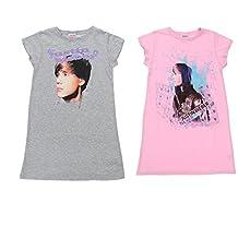 Mädchen T-Shirt, Justin Bieber Mädchen Justin Bieber 2 Teiler T-Shirt