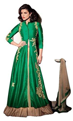 Jay Sarees Priyanka Chopra Stylish Traditional Salwar Suit Unstitched - Jcpc3060d5122