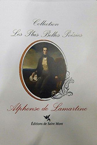Les plus belles poésies d'Alphonse de Lamartine