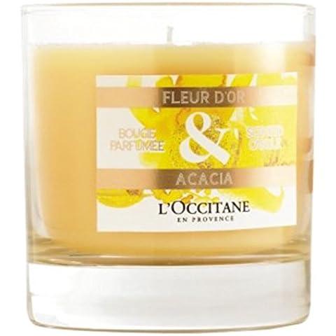 candela profumata fleur d'or - (Fleur Candela)