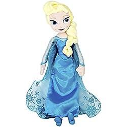 Disney Frozen Floral de microfibra doble juego de sábanas