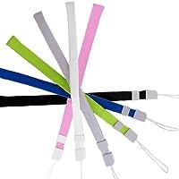 6 X CORREA Wrist STRAP cinta 6 Colores para MANDO Wii