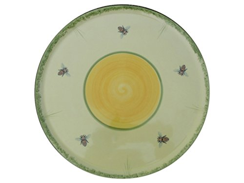 Zeller Keramik Tortenplatte Biene Kuchenplatte Servierplatte NEU OVP
