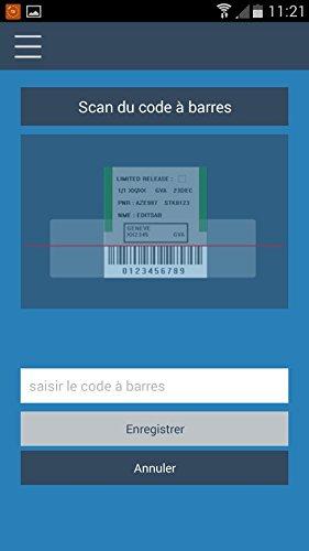 E-LOSTBAG Premium Luggage Tracker.Il embarque Abbildung 3