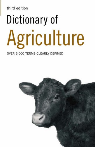 Dictionary of Agriculture (Dictionary)