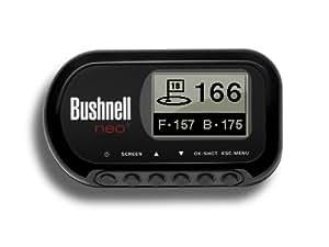 Bushnell Neo+ GPS Rangefinder 25,000+ Pre-Loaded Courses - UK Spec
