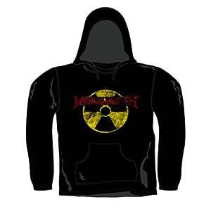 Megadeth - Pull-over à Capuche Logo (in S)