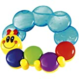BABY-WALZ Beißring Baby-Zahnpflege, mehrfarbig