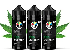 3 X 20ml HEMP OIL | 3000MG | EXTRA STRONG HEMP OIL 30% | FULL SPECTRUM CO2 EXTRACTED HEMP OIL DROPS